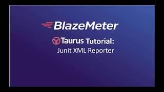 JUnit XML Reporter