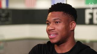 The MVP, Hall of Fame, Motivation & DPOY | Giannis Antetokounmpo Exclusive Interview