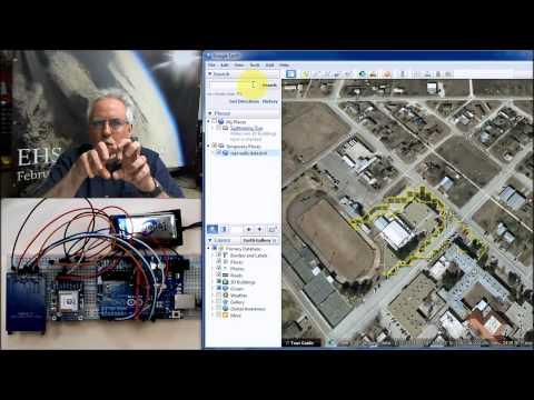 LESSON 25: Displaying GPS NMEA Data in Google Earth