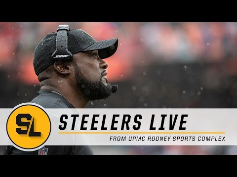 Sports Wrap with Ron Potesta - Roethlisberger Limited As Steelers Prep For Chiefs