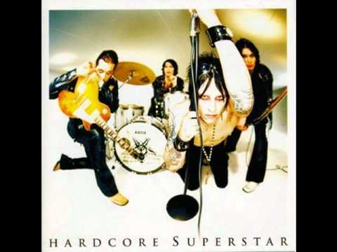 Клип Hardcore Superstar - Riding With the King