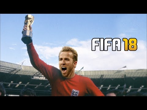 ENGLAND WORLD CUP COMPLETE PLAY THROUGH!! FIFA 18