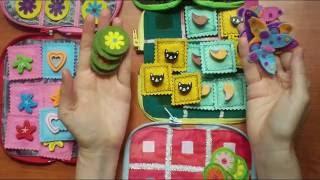 Как сшить развивающую игрушку