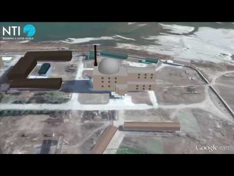 Yongbyon Uranium Enrichment Facility - North Korea
