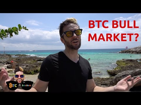 Bitcoin's Next Bull Market – Starting Now?