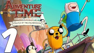 Adventure Time Pirates of the Enchiridion - Gameplay Walkthrough Part 1 - Prologue (Full Game)