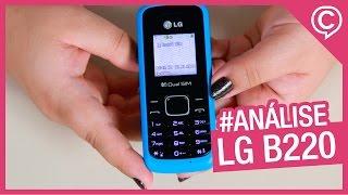 LG B220 [Análise] – Cissa Magazine