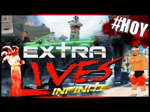 MDickie's Extra Lives: My 1st Zombie Day!!