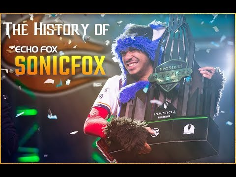 Thumbnail: The History of Sonicfox