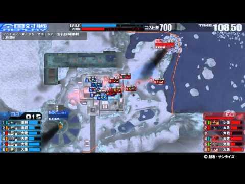 戦場の絆 14/10/05 23:37 北極基地...
