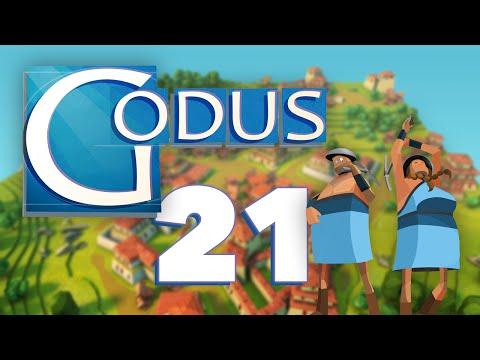 Godus #21 - THE ASTARI ARE ATTACKING (Modded Walkthrough Gameplay W/ Mods 2.4)