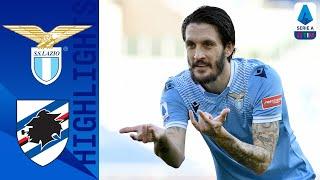Lazio 1-0 | Lazio batte di misura la Sampdoria | Serie A TIM