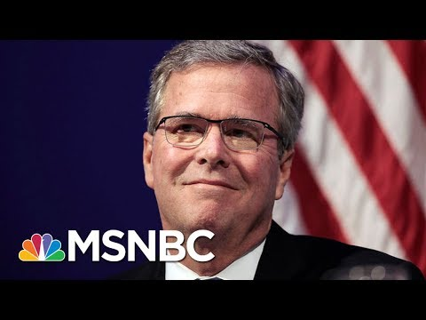 Former Florida Governor Jeb Bush: People Must Prepare For A Devastating Storm | Morning Joe | MSNBC