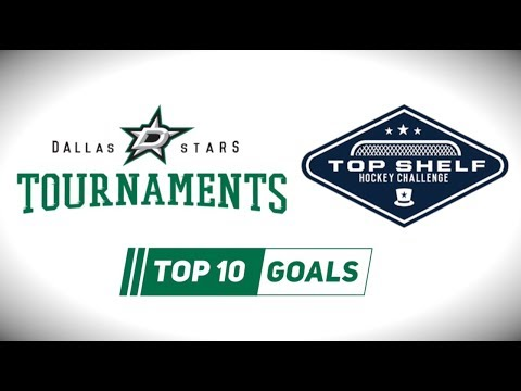 Dallas Stars Top Shelf Challenge Top 10 Goals