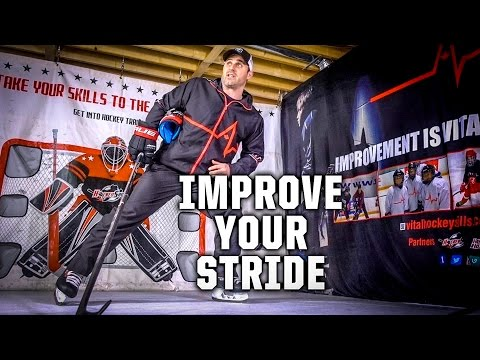 Skating Advice from AAA Coach Jim Vitale - The Forward Stride