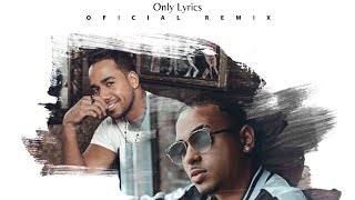Ozuna X Romeo Santos Remix El Farsante Letra Only Lyrics.mp3