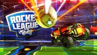 Daj Kamienia! Rocket League z Ekipą! #17 (w: Mati, KriiZu, Kamien)