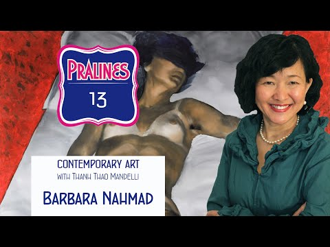 Understanding contemporary art with Ly thi Thanh Thao. Praline N° 13 - Barbara Nahmad
