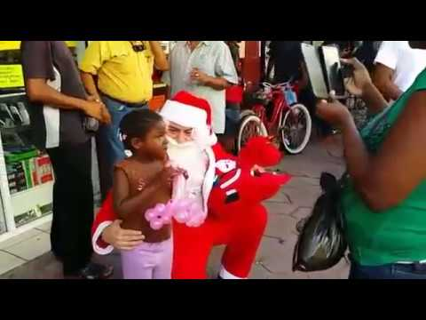 Merry Christmas in Belize