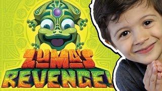 ZUMA'S REVENGE - Gameplay Comentado em Português PT-BR