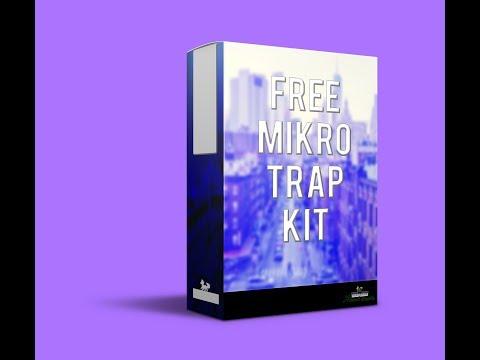 Free Trap Drum Kit 500+ Subscribers