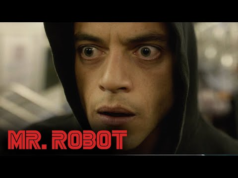 Elliot And Mr Robot Separated | Mr. Robot