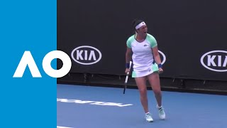 Ons Jabeur vs. Caroline Garcia - Match Highlights (R2) | Australian Open 2020 thumbnail