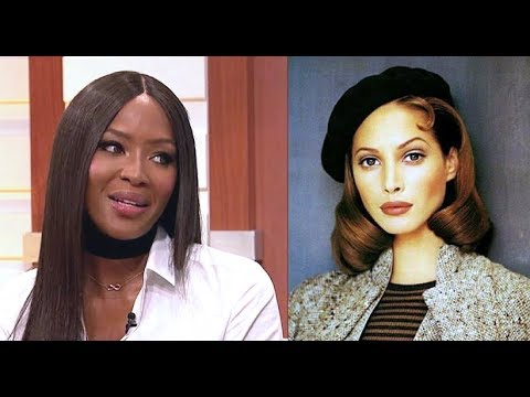 Naomi Campbell - Calls Christy Turlington as the 'Most Beautiful' Supermodel