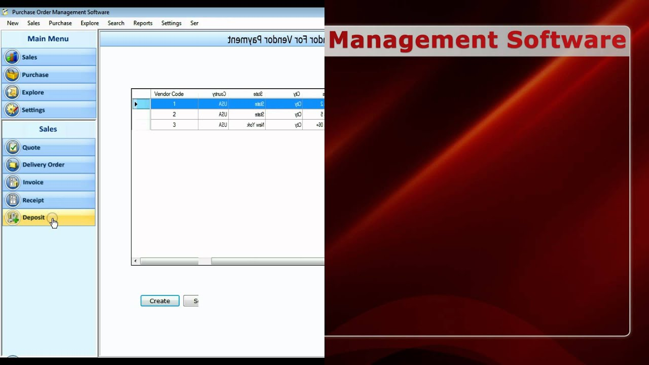 free purchase order maker generator po software apps downloads stock
