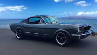 1965 Ford Mustang For Sale -- Hawaii