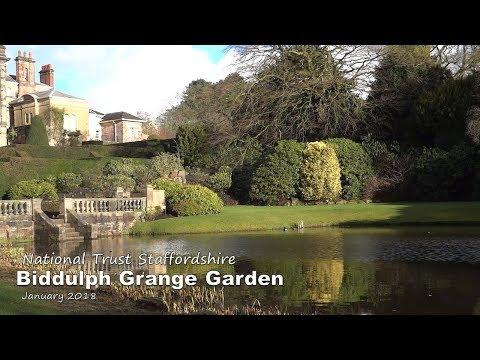 [NT] Biddulph Grange Garden. Staffordshire. Jan 2018