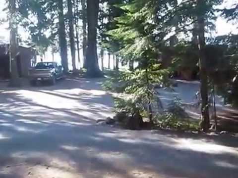 Cabin 20 cultus lake resort bend oregon youtube for Cabins at cultus lake