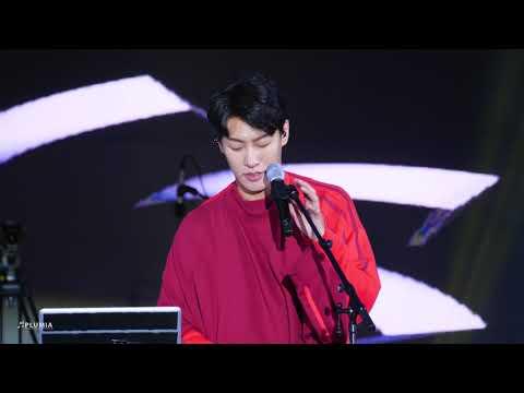 [4K 60P] 181015 숀 (SHAUN) - Way Back Home (Live) 직캠 / Fancam ( 나주 빛가람 페스티벌 무대)