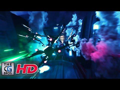 "CGI & VFX Breakdowns: ""Star Wars Remake"" - by Mirko Zambataro   TheCGBros"