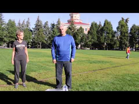 David Barnard's Ice Bucket Challenge
