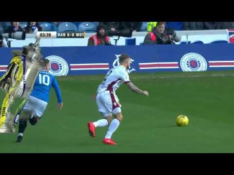 Scottish Cup - Rangers vs Motherwell 21 January 2017 - FULL Match