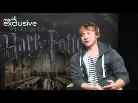 Rupert Grint talks about starring in Ed Sheeran's video ...