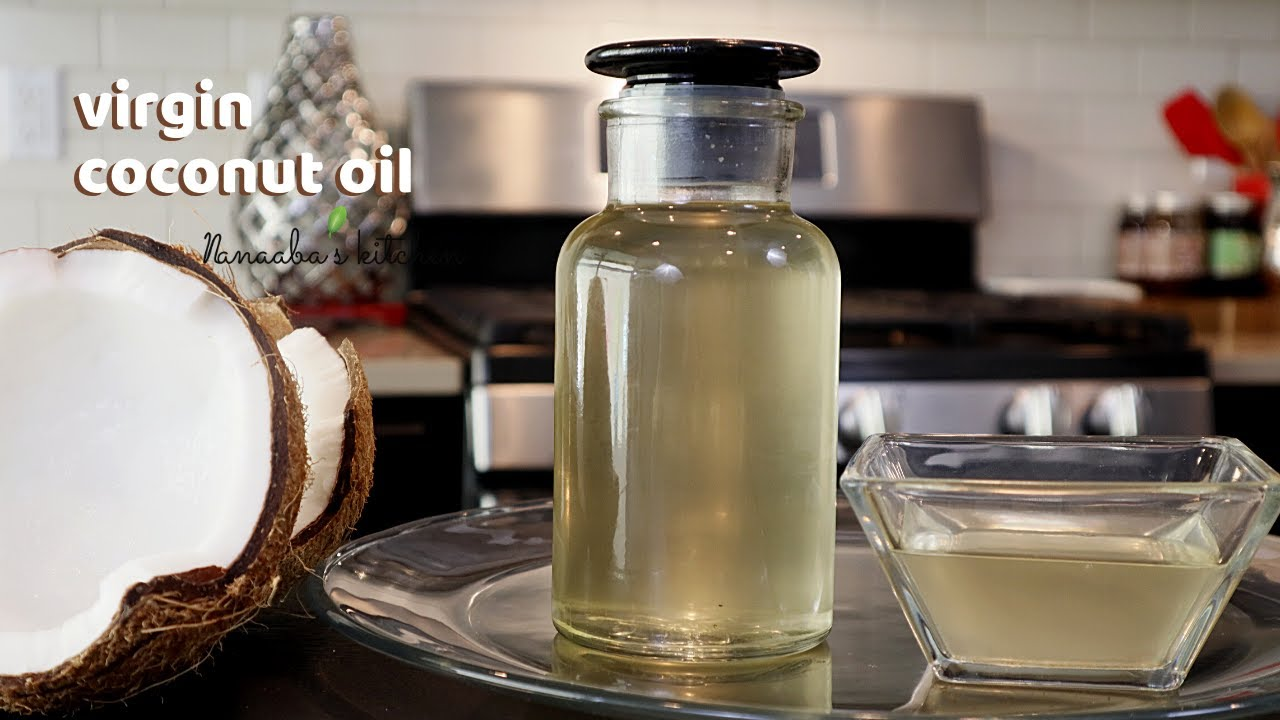 Download Easy way to make VIRGIN COCONUT Oil at home  for your family   I   How to I step-by-step guide