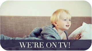 WE'RE ON TV! | THE MICHALAKS | AD
