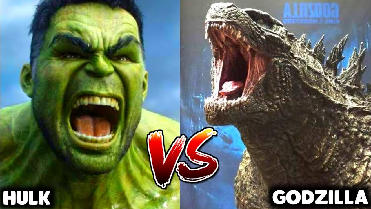 Hulk Vs Godzilla in Hindi || Godzilla Vs Hulk Battle || Marvel vs Monsterverse || Ep 05