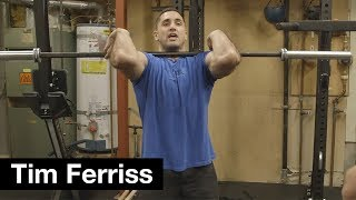 The Home Gym of CrossFit Games Champion Jason Khalipa | Tim Ferriss