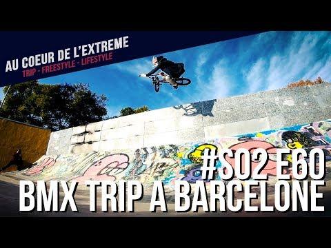 ACDE 60 BMX TRIP BARCELONE