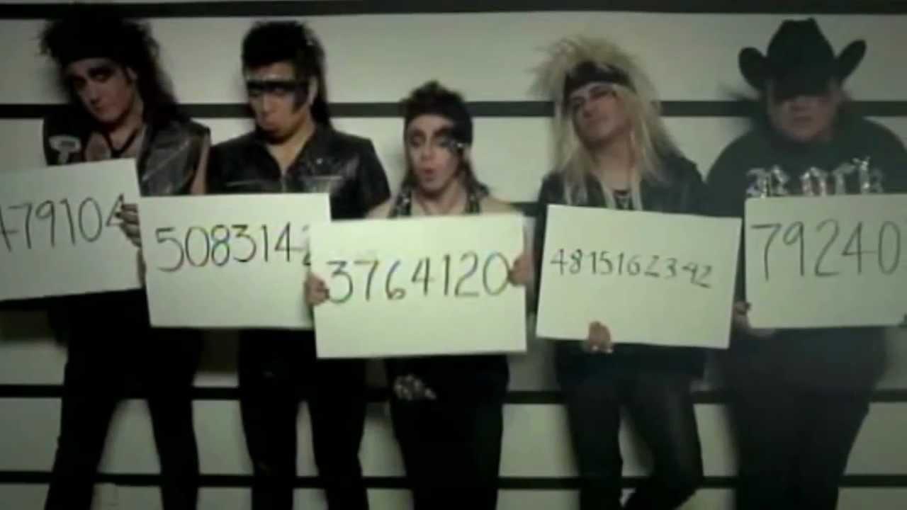 si mi delito es rockear
