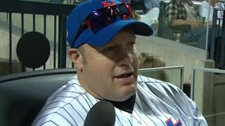 MIN@NYM: Kevin James on his favorite Mets memories
