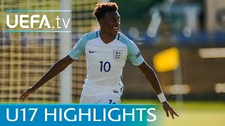 Watch the goals by Callum Hudson-Odoi and Jadon Sancho which helped...