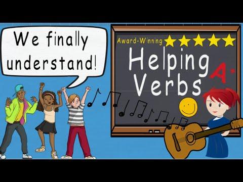Helping Verbs Song Helping Verbs  Melissa