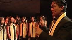 Coros de la Academia Musak y Colegio Americano dentro del programa para coros Prometeo a Capela