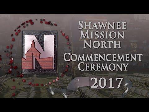 2017 Shawnee Mission North Graduation Ceremony