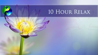 10 Hours Relaxing Music | Yoga Music | New Age Music | Spa Music | Relaxation Music ॐ163