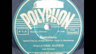 Barcelona - Carl Alstrup 1939